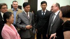 В посольстве республики Мьянма