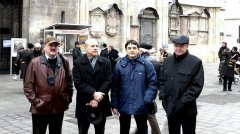 С коллегами проктологами г.Вена